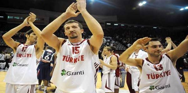 Turkey will face US at 2014 Basketball World Cup