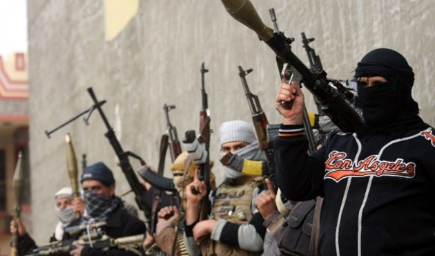 Nusra Front in suicide bombing of ISIL camp in Syria