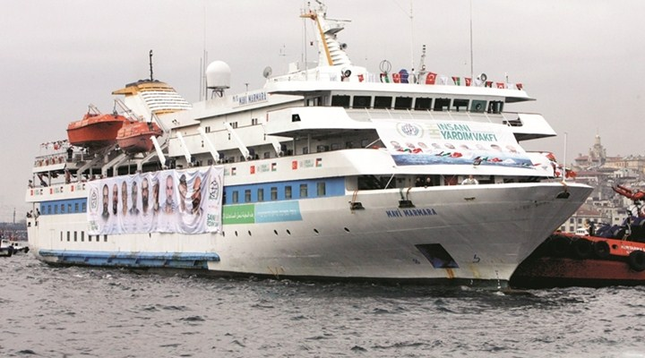 Relatives of Mavi Marmara victims wish to sail to Gaza