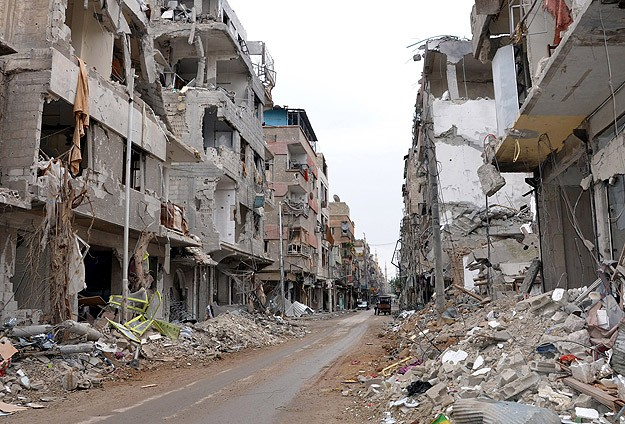 Ceasefire in Syria's Homs to allow rebel withdrawal