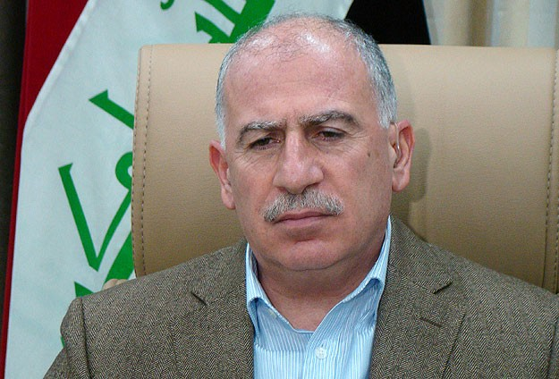Iraq's Nujaifi says to step aside so Maliki can go