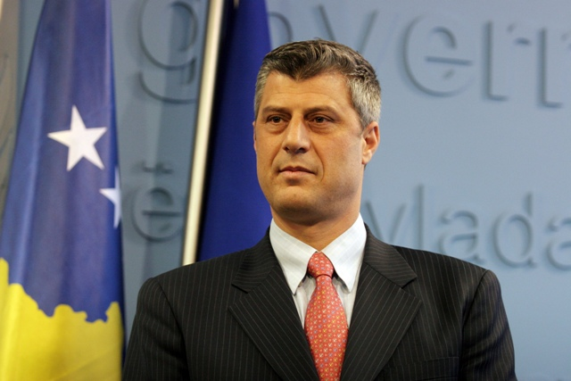 Kosovo President:'War threats by Serbia are unacceptable'