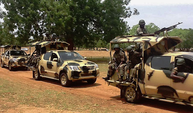 Nigeria to court-martial 22 senior military officers