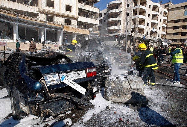 Suicide bombings target Iranian centre in Beirut, kills 6