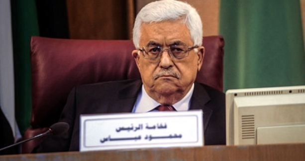 Abbas meets Egypt FM, Arab League chief in Cairo