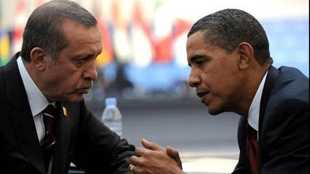 Turkey's Erdogan to seek Gulen extradition in Obama talks