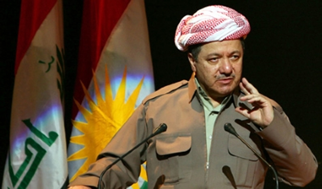 Barzani: Iran supplied weapons to Iraqi Kurdish forces -UPDATED