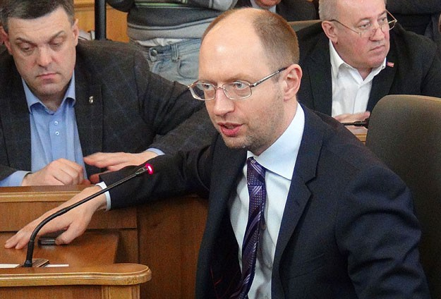 Ukraine PM suggests possible government reshuffle