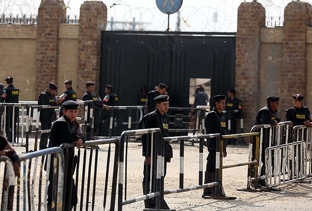 Morsi's youngest son released after drug charges