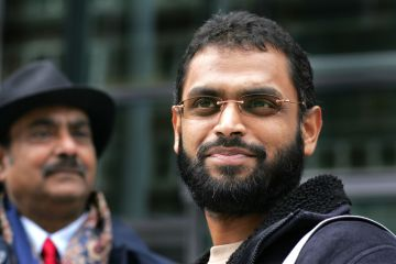 UK drops terror charges against Moazzam Begg