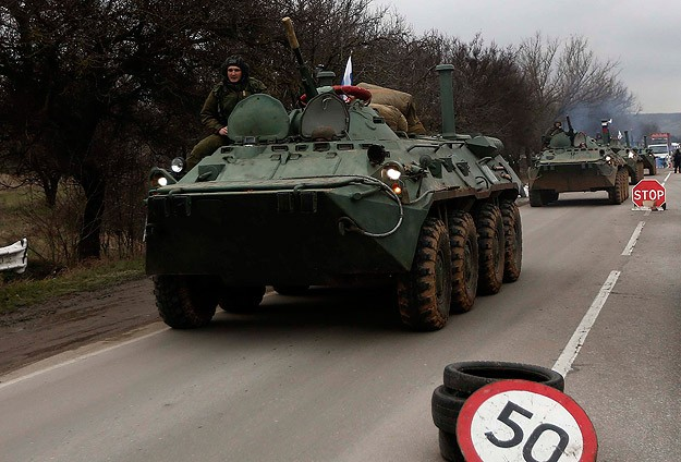 Russia holds military exercises in Baltic in response to NATO