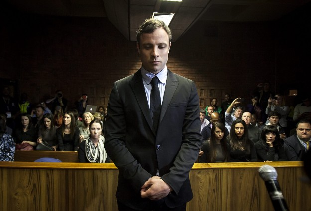 Pistorius found guilty of culpable homicide -UPDATED