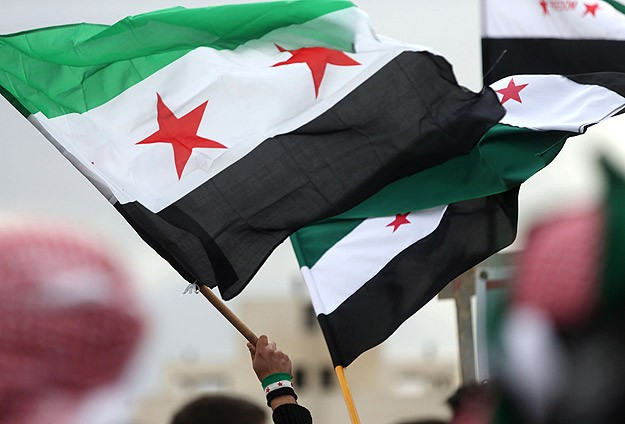 Syrian opposition fighters form new armed coalition