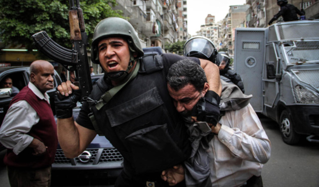 Action demanded over Egypt's human rights violations