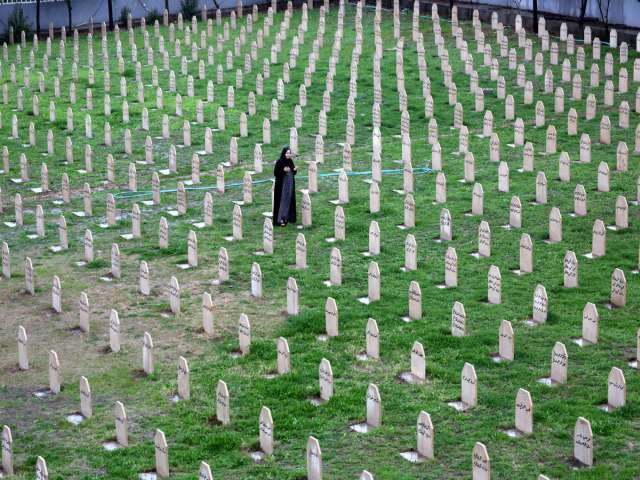 Halabja monument opens in the Hague