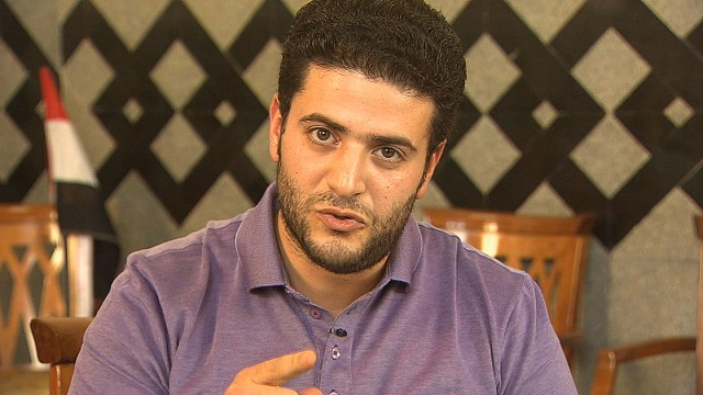 Morsi's son: Coup leaders eye Egypt power