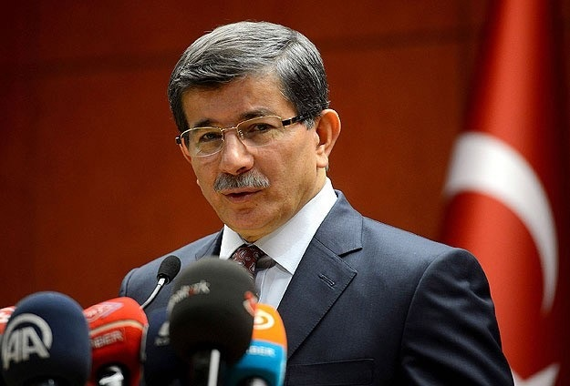Turkey's FM calls for Ukraine unity