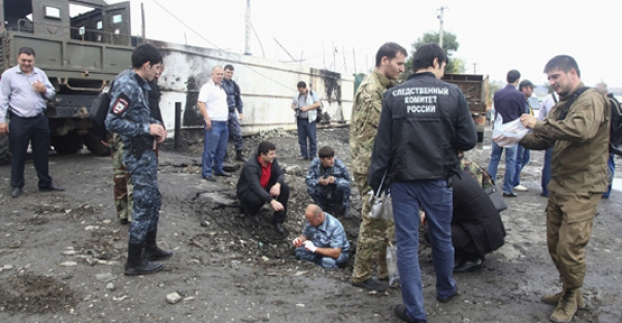 Four Russian soldiers killed in Chechnya bomb attack