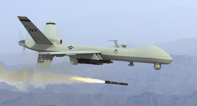 US drone strike kills six in northwest Pakistan