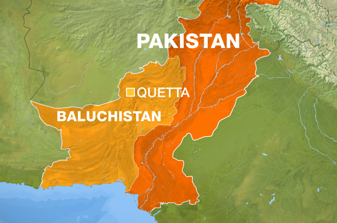Suicide attacks kill 22 near on Iran-Pakistan border
