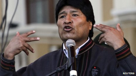 Bolivia expels USAID for 'conspiring' against the country