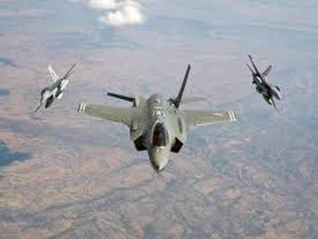 Factory in Turkey to build F-35 jet engine parts