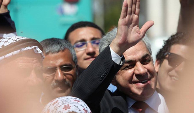 Egypt presidential hopeful vows to free 'political detainees'