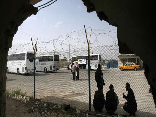 Egypt reopens border crossing with Gaza for 2 days