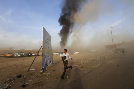 ISIL militants destroy Shiite religious shrines in Iraq