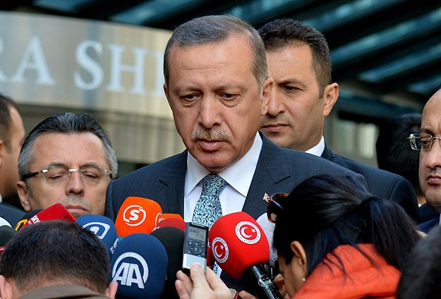 Erdogan: Media distorted words on women's rights