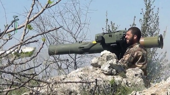 Syria's rebels say they need weapons, not training