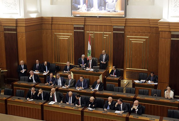 Lebanon MPs fail to choose president for 7th time