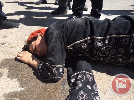Israeli forces 'brutally' beat Palestinian woman