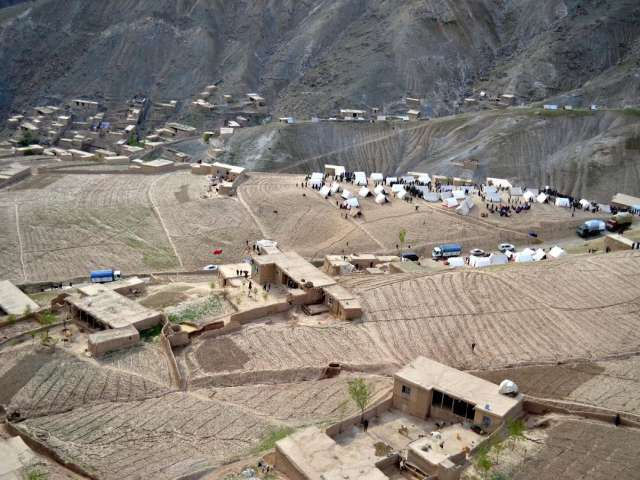 Avalanches kill 13 people in Afghanistan
