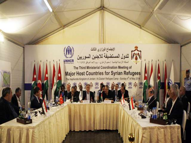 Turkey urges UN to facilitate aid entry into Syria- UPDATED