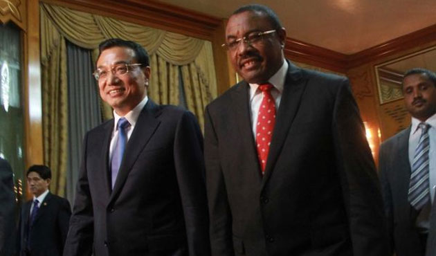 China to extend over $12 bln in aid to Africa- UPDATED