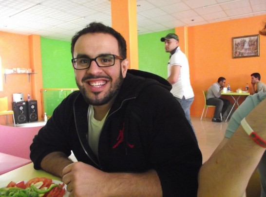 American citizen on hunger strike in Egypt prison