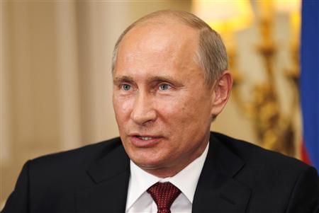 Putin says will be hard to work with Ukraine's new leaders