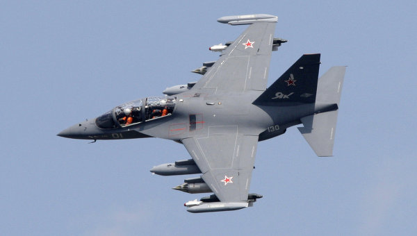 Russia to provide Syria with first jet trainers