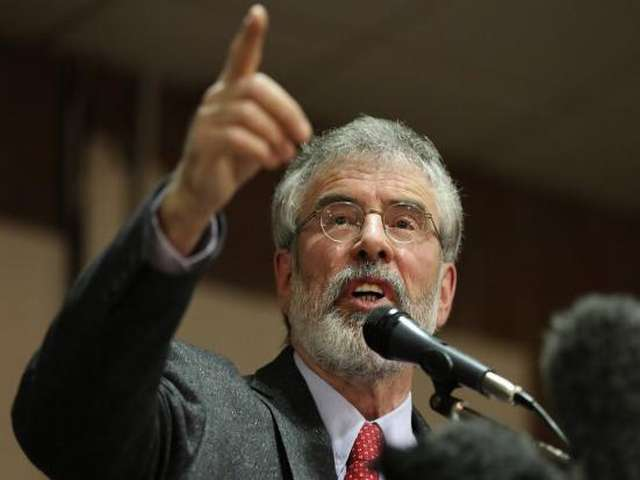 Sinn Fein move plunges N. Ireland into new election