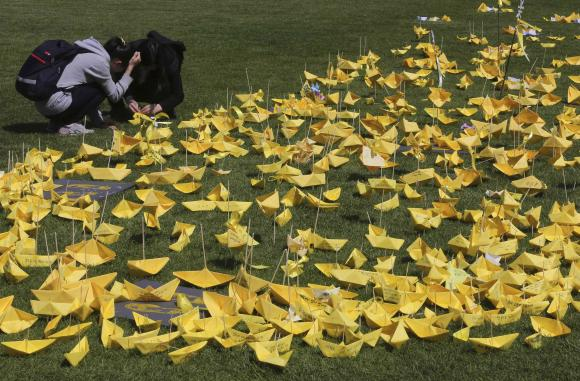 South Korea ruling party in close races after ferry disaster