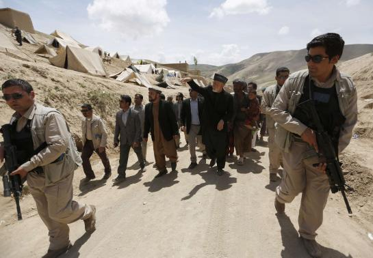 Karzai's cousin and Ghani ally killed in Afghan attack
