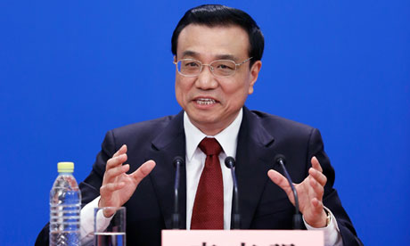 Chinese premier pledges 'no strings' support for Africa