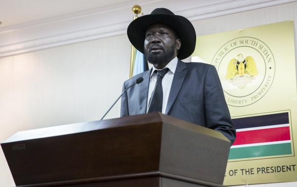 S. Sudan officials pull out of Kiir's camp