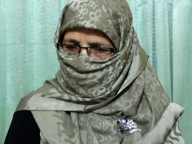 Executed Bangladeshi leader's wife calls for Turkey help