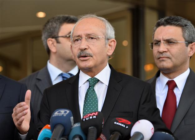 Turkey's opposition backs army operation to save Kobani