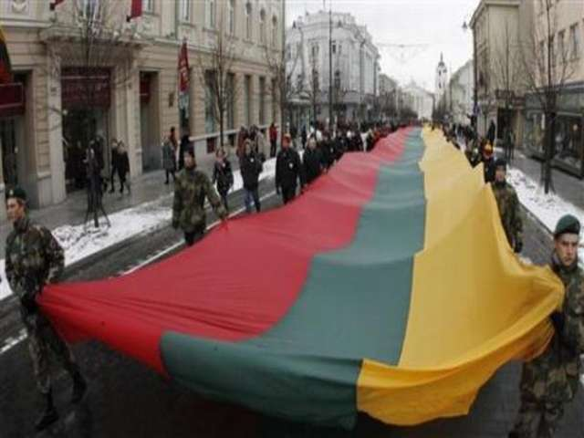 Lithuania says plans to renew military conscription