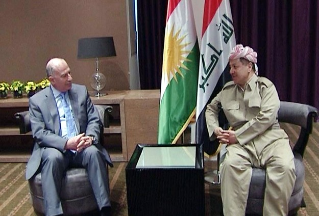 Major Iraqi Kurdish party to join coalition government