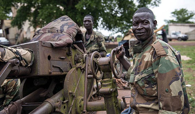 Central African Republic groups sign ceasefire