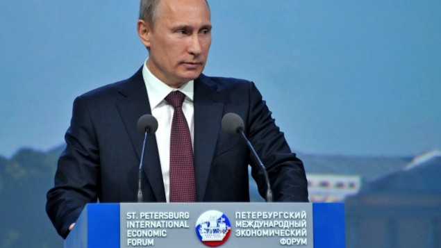 St. Petersburg Economic Forum starts in strained times